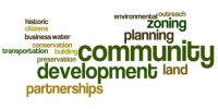 How does business help in Community Development?