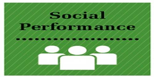 Areas of Social Performance