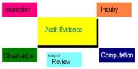 Audit Evidence is persuasive rather than Conclusive
