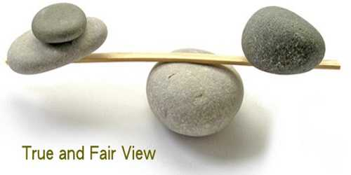 True and Fair View in Auditing