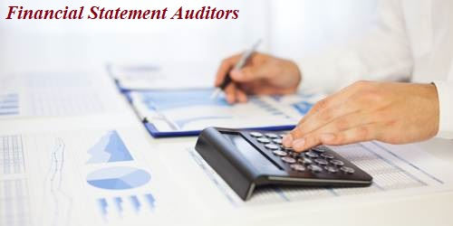 Qualification and Disqualification of Financial Statement Auditors
