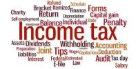 Classifications of Income for the Purpose of Income Tax