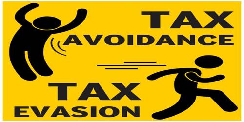 Reasons for Tax Evasion and Tax Avoidance
