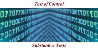Differentiate between Test of Control and Substantive Tests