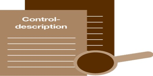 Factors should be considered for designing Test of Control