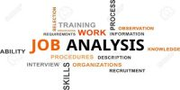 Critical incidents method to Analyzing Job