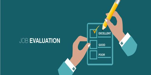 Concept of Job Evaluation with specifying one method to evaluate