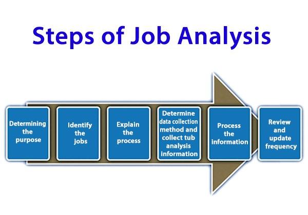 Steps of Job Analysis