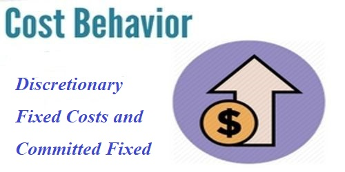 Distinguish between Discretionary Fixed Costs and Committed Fixed Costs