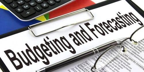 Distinguish between Forecasting and Budgeting