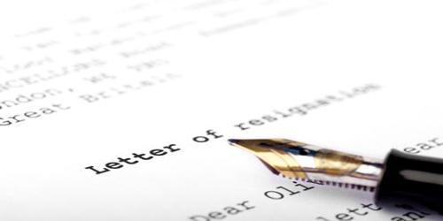 Resignation Acceptance Letter Format