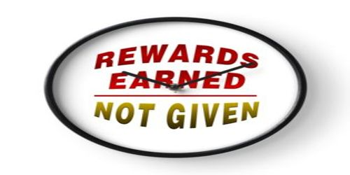 """""""Reward should be earned not given"""" – Explanation"""