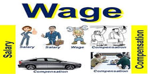 Wages and Salary