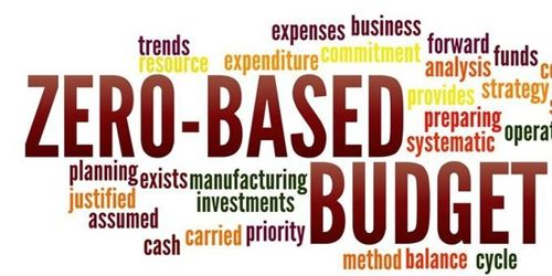 How does Zero Based Budgeting differ from Traditional Budgeting?