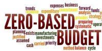 Concept of Zero Based Budgeting