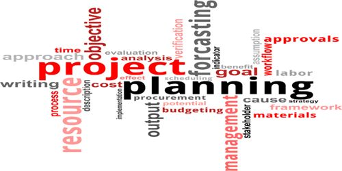 Benefits and Disadvantages of network approach to project planning