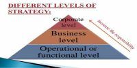 Functional strategy is dictated by parent's business strategy – Explanation