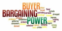 What circumstances, a buyer can create bargaining pressure on sellers?