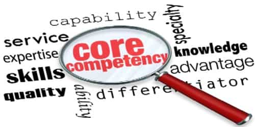 Develop and Implement of Core Competencies
