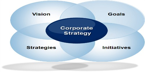 Characteristics associated with the three broad Corporate Strategies