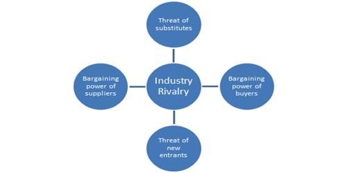 Sources of Industry Rivalry among Established Companies