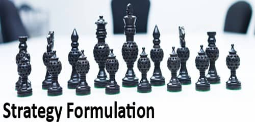 Levels of Strategy Formulation
