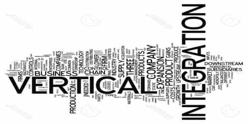 State the Pros and Cons of Vertical Integration Strategy