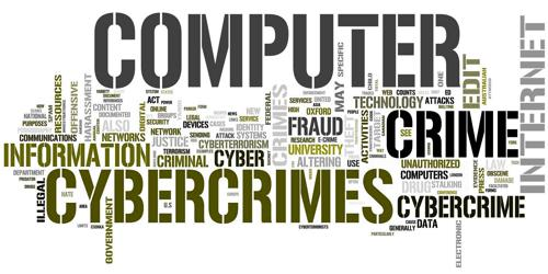 Different types of Computer Crime