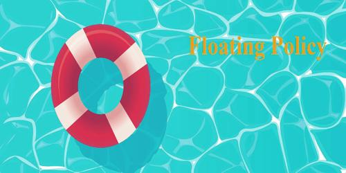 Floating Insurance policy
