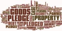 Define Pledge and Hypothecation