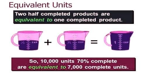 Equivalent Production Unit