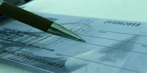 Banker responsibility when Materially Altered Cheque is presented