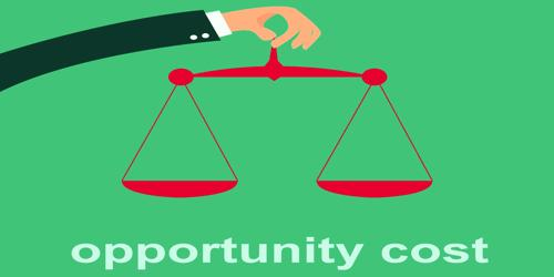 Concept of Opportunity Cost with Example