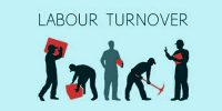 Why is high labor turnover a matter of serious concern to management?