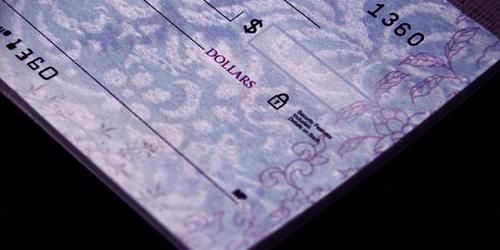 What risks a do banker incur in honoring a post-dated cheque?