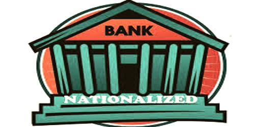 Anticipation and roles of society and people from Nationalized Banks