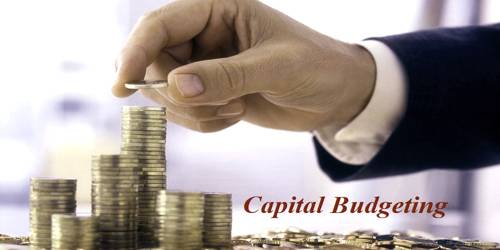 Techniques or methods of Capital Budgeting