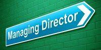 Rules regarding of duration of Managing Director