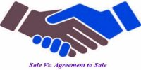 Distinguish between Sale and Agreement to Sale