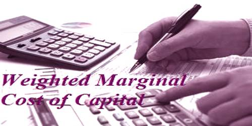 Weighted Marginal Cost of Capital