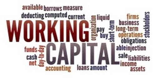 How is working capital affected by Sales; Technology and Inflation?