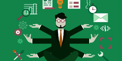 Distinguish between an Entrepreneur and a Manager