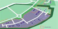 Industrial Estates or Trading Estates