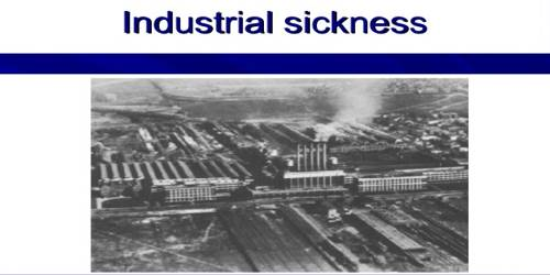 Recommend to remove the limitations of Industrial Sickness