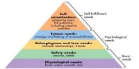 Maslow's Hierarchy needs theory for entrepreneurship development