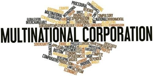 Common characteristics of Multinational Company