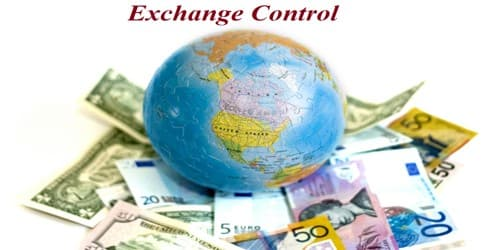 Exchange Control and its Objectives