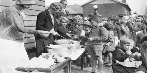 Great Depression – Causes and Effects
