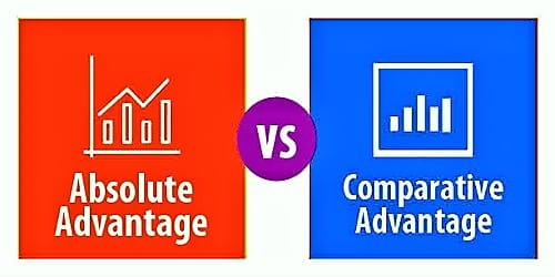 Comparative advantage and Absolute advantage: Differences