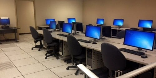Application for setting up a Computer Lab